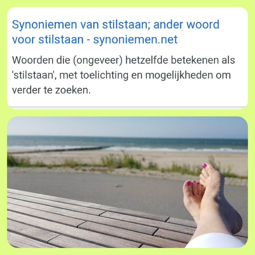 Happyyoucoaching.nl Stilstaan